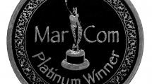 "DD Team wins Marcom Award for promotional ""Hitting the Road with DD"" pieces!"