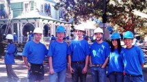 The Dimensional Design team helps out a Savannah, GA family with ABC's Extreme Makeover.