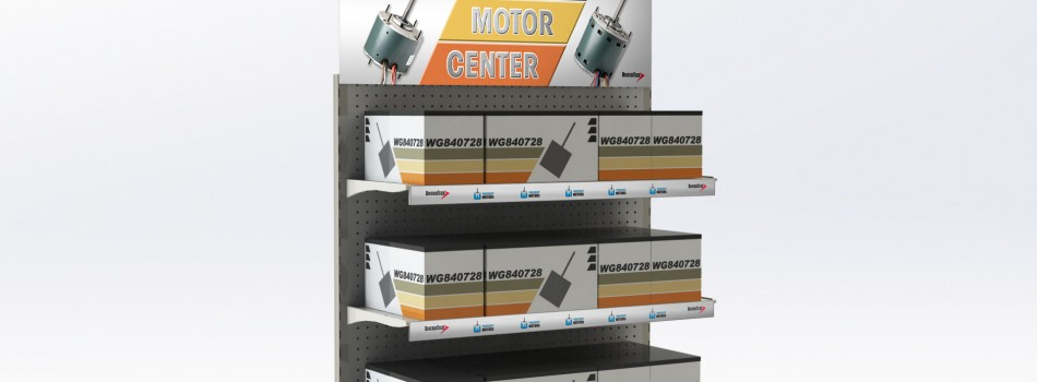 At Dimensional Design we concept and build permanent and temporary retail point of purchase displays. We have a dedicated team ranging from Industrial Designers, to Graphic Designers, to Craftsmen that […]